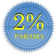 2 proc. parama